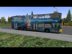 Omsi2, The PC Bus Simulator buses showcase.