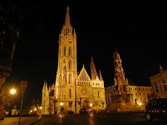 Gothic Church Architecture At Night ~ http://lanewstalk.com/the-moody-and-dark-gothic-architecture/