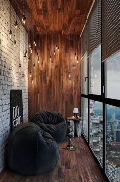 Loft Interior Design, Loft Design, Home Room Design, Dream Home Design, Interior Decorating, House Design, Industrial Bedroom Design, Design Design, Luxury Interior