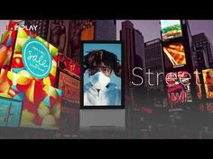 Display Advertising, Commercial, Boards, Technology, Led, Poster, Youtube, Planks, Tech