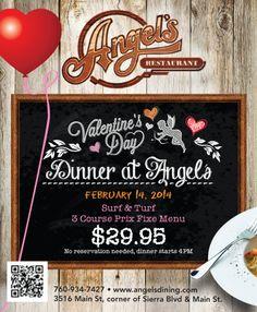 Newspaper Advertisement, Valentine's Day Ad