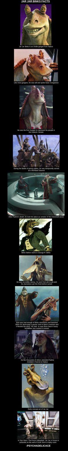Jar Jar Binks  - funny pictures #funnypictures