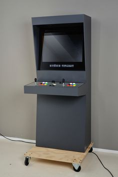 Martijn Koch - Retro Space Arcade Cabinets3
