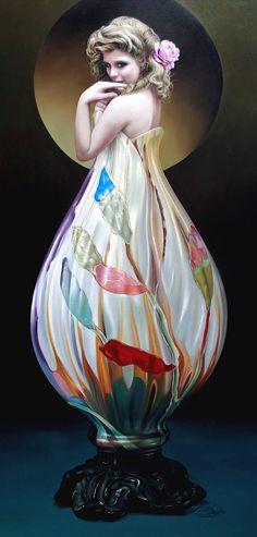 Realism by Christiane Vleugels