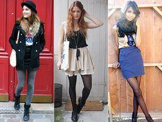 Coturnos são os hits do inverno, podem ser utilizados tanto por homens como por mulheres. Pode ser combinado com saias, vestidos ou shorts. Valorizando o look.