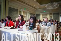 Inspiration & Advice from Alt Summit SLC 2013 from Bunny & Dolly