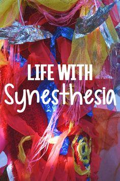 Life With Synesthesia | Uncustomary Art