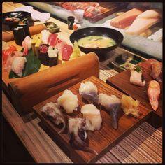 厲害的握壽司