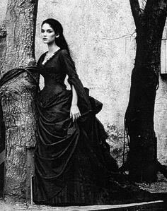 #WinonaRyder as #MinaMurray / #Elisabeta in the 1992 film #BramStoker's #Dracula