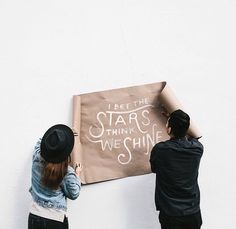 """nicolemason: """"""""i bet the stars think we shine."""" it's so easy to think small. the grand scheme of it puts things into. Psychology Courses, Colleges For Psychology, Psychology Major, College Usa, Graphic Design Fonts, It Goes On, Cheer Up, Good Advice, Life Skills"""