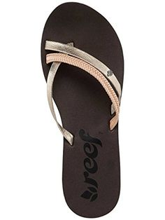 Reef Women's Reef O'contrare Lx Flip Flop, Gold, 10 M US Reef http://www.amazon.com/dp/B005AT7ZD6/ref=cm_sw_r_pi_dp_pcOWub045NT3B