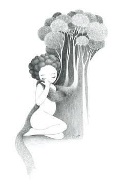 L'arbre écharpe Oreli Gouel
