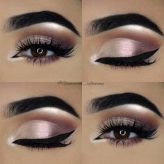Wedding day makeup look for brown eyes #beautymakeupforbrowneyes