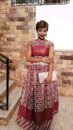 Latest ankara styles 2019 for ladies: check out Pe. - Latest ankara styles 2019 for ladies: check out Pe. Latest African Fashion Dresses, African Dresses For Women, African Print Dresses, African Print Fashion, Africa Fashion, African Attire, African Wear, African Women, Ankara Stil