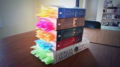 Every single death in the Game of Thrones series is marked here. File under: proof that George RR Martin is ruthless