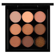Eye Shadow x9 Amber Times Nine