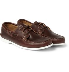 QuoddyLeather Boat Shoes. NEXT