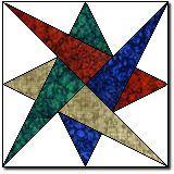 laced star    http://www.caroldoak.com/pdfs/LacedStarVariation.pdf