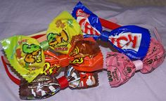 ANN's Candy Bows by MySweetCandyBows on Etsy, $4.50
