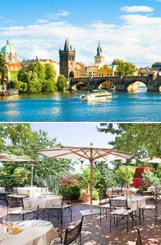 ab 193 € -- 3 Tage Prag im Mövenpick-Hotel mit Flug