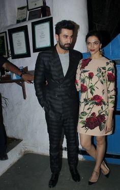 Bollywood Celebrities at FIlm Tamasha Party Photos