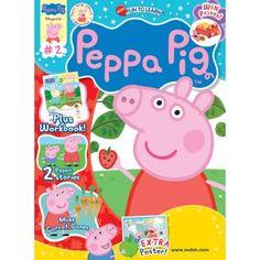 Peppa Pig™ Magazine - 2 years (12 issues)