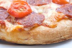 pizza2 Mozzarella, Mashed Potatoes, Pancakes, Breakfast, Ethnic Recipes, Food, Whipped Potatoes, Crepes, Smash Potatoes
