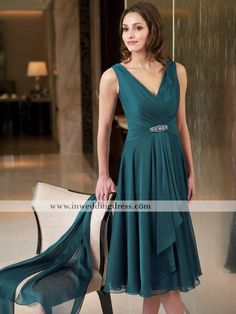 discount mother of the bride dresses,mother's dresses,tea length mother of the bride dress