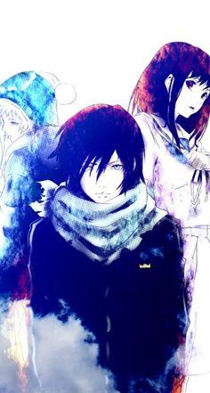Hot Japan Anime Noragami Yato Yukine Cosplay Home Decor Poster Wall Scroll 004 Noragami Anime, Yatogami Noragami, Manga Anime, Yato And Hiyori, Manga Art, Anime Art, Anime Cosplay, Yukine Cosplay, Vocaloid