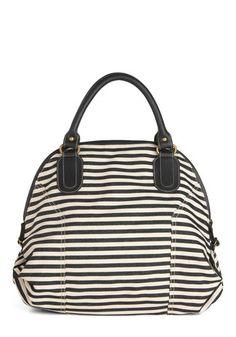 How Striped Is Now? Bag | Mod Retro Vintage Bags | ModCloth.com