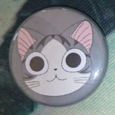 Button #Badge #Chi #Chat #Cat