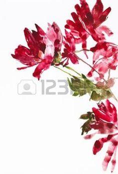 come dipingere ad acquerello alberi fioriti - Cerca con Google