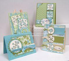 Embrace Green Tea Weekend Sketch Set