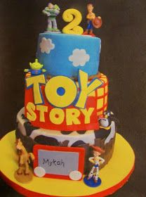 A Slice of Heaven Custom Cakes Online Cake Decorating School: How to make a Toy Story Cake