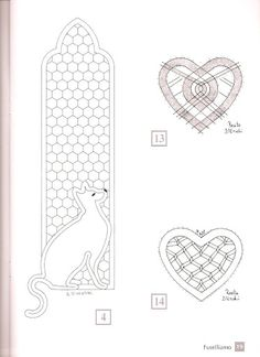 Parchment Cards, Bobbin Lace Patterns, Lacemaking, Lace Jewelry, Colouring Pages, Art Tips, Blackwork, Home Crafts, Bookmarks