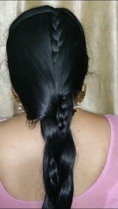 Long Silky Hair, Long Black Hair, Super Long Hair, Indian Hair Cuts, Long Indian Hair, Beautiful Braids, Beautiful Long Hair, Black Hair Video, Hot Beauty Hair
