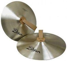 Idiophones, cymbales