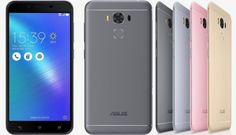ASUS Zenfone 3 Max ZC553KL with 4GB RAM, SD430 launched in India for Rs 17999
