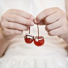 Marriage is love with a cherry on top.