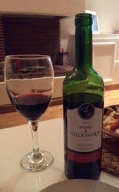 #Botella de #vino Tinto Roble Señorío de #Valdesneros 2013