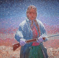 begay paintings | Untitled | Shonto Begay