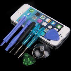 Værktøj til rep. af din iphone 3G 3GS 4 4S 5, iPod Touch, mv.