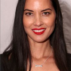 Olivia Munn at Cause For Paws wearing our sterling silver dog bone necklace to benefit Cesar Millan Foundation.  #oliviamunn #dogbonenecklace #causeforpaws #cesarmillan #giftsfordoglovers
