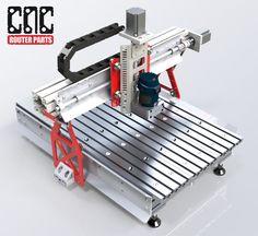CNC Router Parts Benchtop Basic  Есть чертеж в PDF