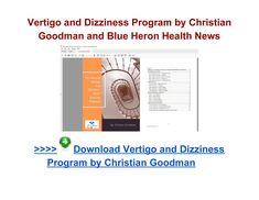 Vertigo and Dizziness Program Christian Goodman - Page 1 Dizzy Spells, Natural Solutions, Vertigo, Programming, Online Reviews, Christian, Computer Programming, Christians, Coding