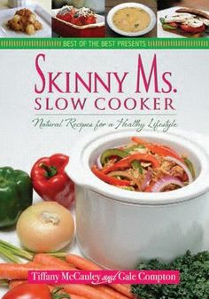 Skinny Ms. Slow cooker - great healthy  slow cooker recipes