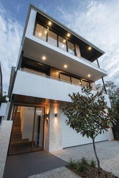 :: THE AVENUE :: Gallery :: Big House Little House :: Residential Building Design, Team Builders, Big Houses, Modern Kitchen Design, Brisbane, Entrance, New Homes, Block Design, Mansions