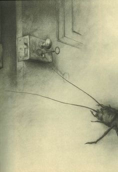 Franz Kafka´s THE METAMORPHOSIS Illustrated by José Hernández