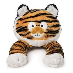 Best Neck Support that is also a child's stuffed animal and pal! Support pillow for child with arms to help with neck support! Most Supportive and Unique Travel Pillow available! Neck Pillow Travel, Travel Pillows, Tiger Design, Support Pillows, Pillow Reviews, Kids Pillows, Kids House, Tigger, Children