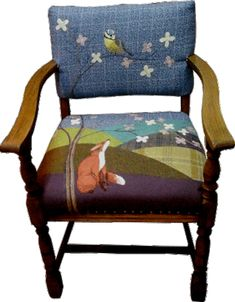 Animal Chairs – Rustique Interiors